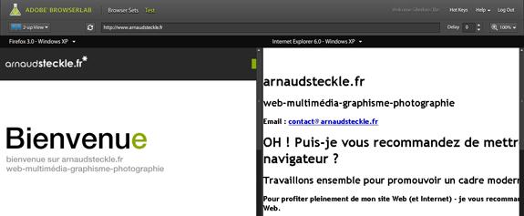 Browser Lab