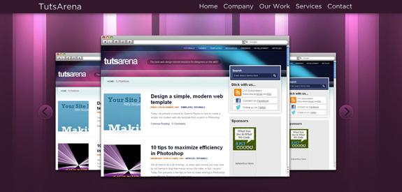 Tutoriel Design de site