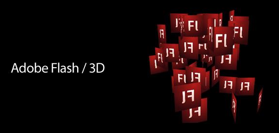 Flash et 3D