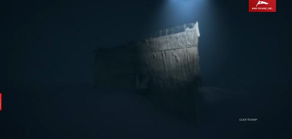 Expédition  Titanic