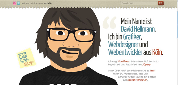 Humain dans le webdesign