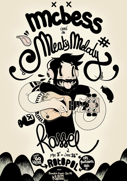 MC Bess Illustrateur
