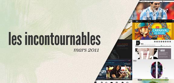 les-incontournables-mars-2011