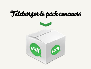 Pack Concours Webdesigner Trends