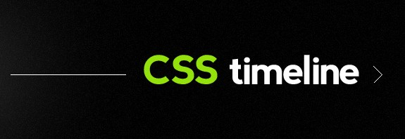 CSS Timeline