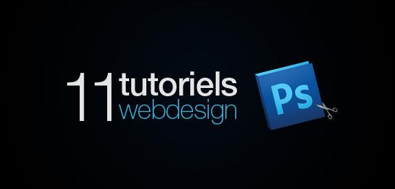 11 tutoriels webdesign pour progresser