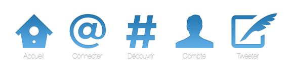 le nouveau twitter  plus simple et plus rapide