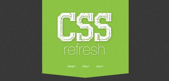 Css-Resfresh