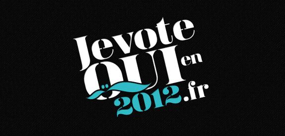 Je vote qui en 2012
