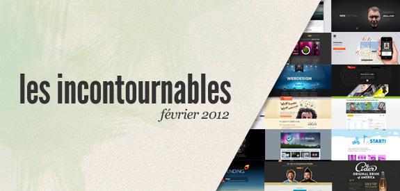 Webdesign Février