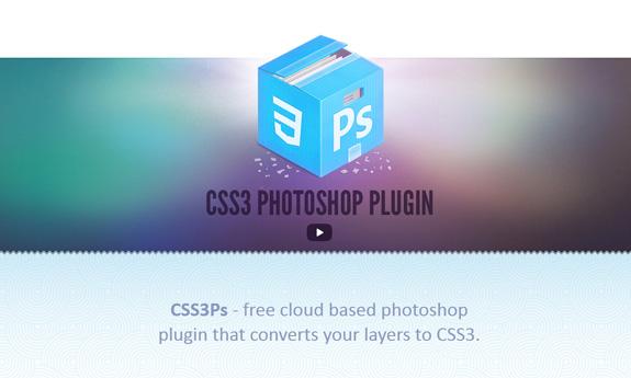 Css3 à partir de Photoshop