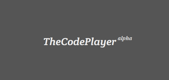The Code Player