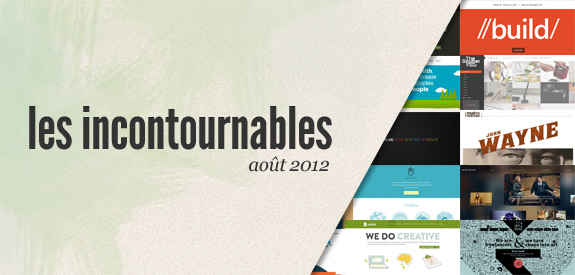 Webdesign incontournable