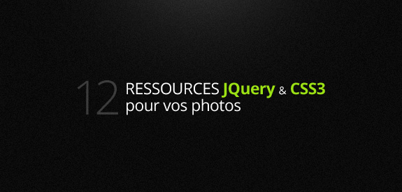 Ressources CSS3