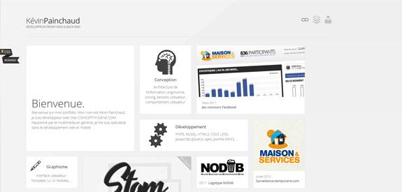 Webdesign incontournables