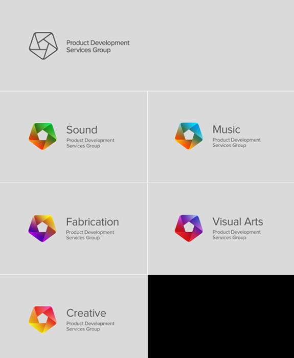 Identité visuelle pour inspiration