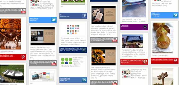 Grid webdesign