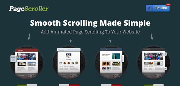 Page Scroller