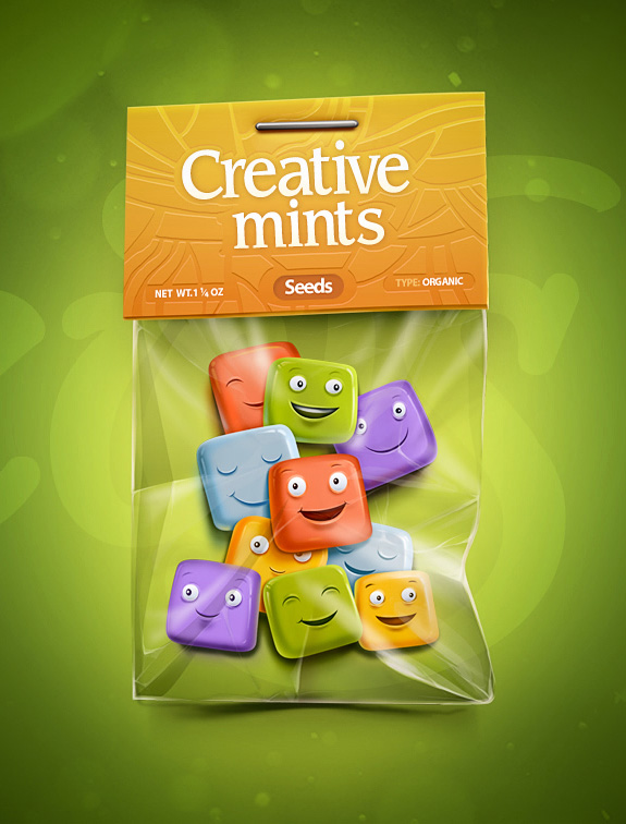 Mike Creative Mints