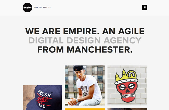 Webdesign Agence Creative