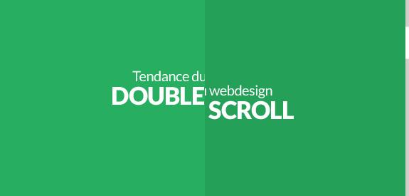 Double Scroll