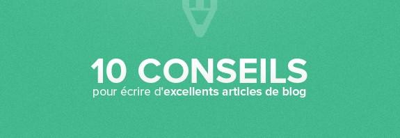 Conseils blog