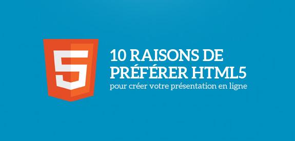 HTML5 - Présentation en ligne