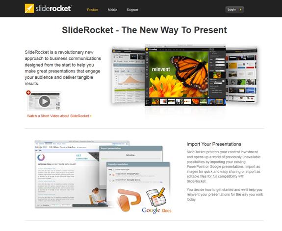 Slide Rocket