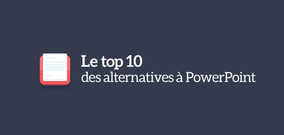 TOP 10 des alternatives à Power Point