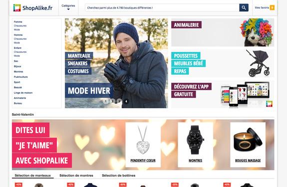 Inspiration ecommerce