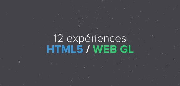 HTML5 - WebGL