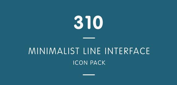 Icones line