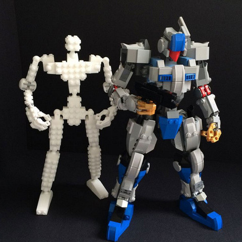 5.Robot_Lego-MyBuild