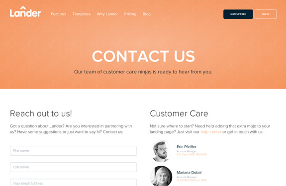 Page Contact Conseils Et Ressources Webdesign Webdesigner Trends