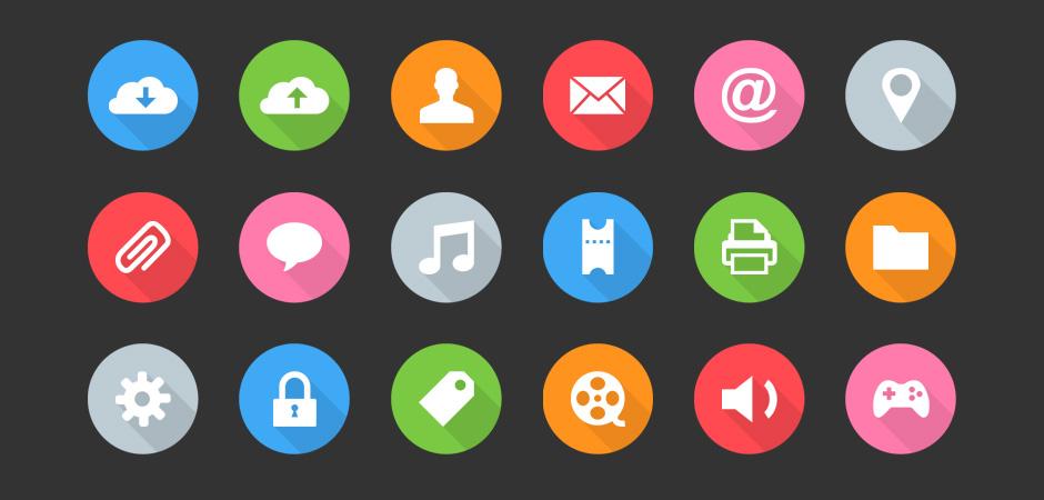 44 ic u00f4nes web pour vos projets  u00e0 t u00e9l u00e9charger gratuitement