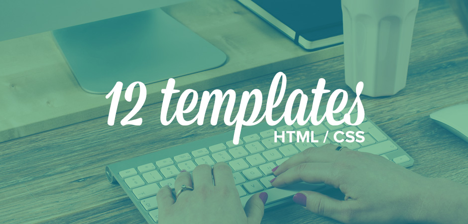 Templates HTML CSS