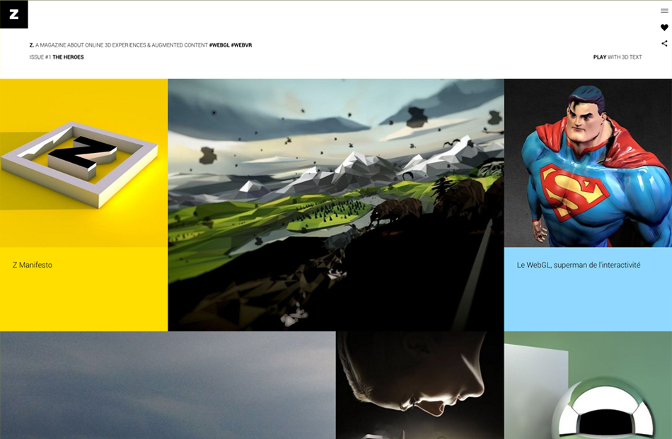 experience-html-webgl