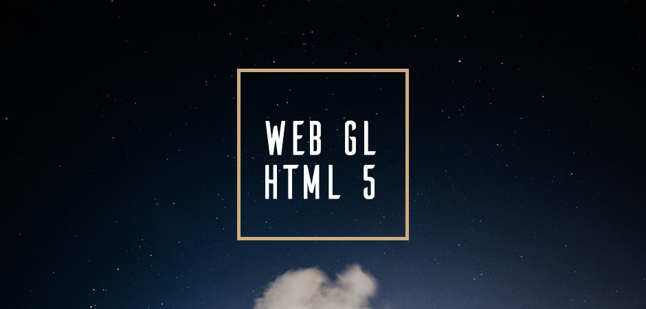 webgl-html-5