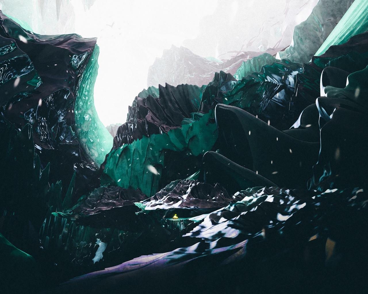 glacier_1280x1024