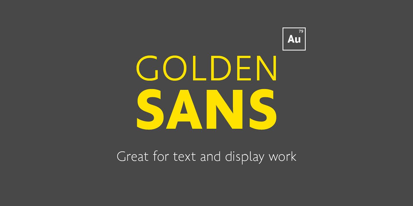 golden-sans