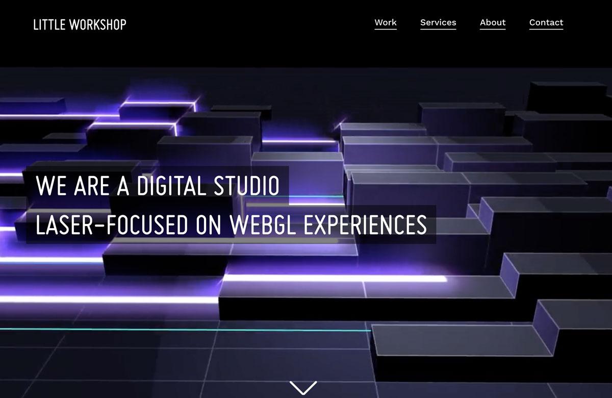 webgl-experience