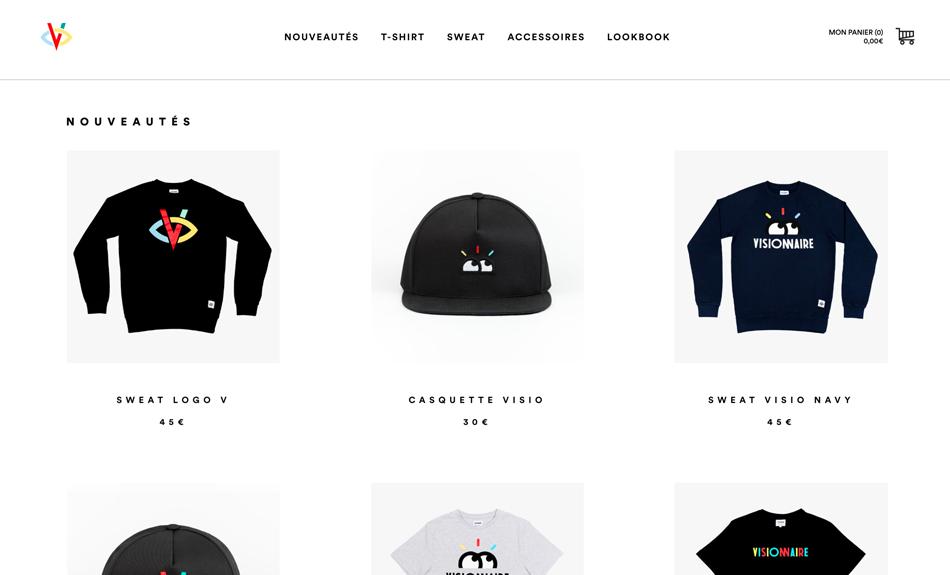 e-commerce ui ux