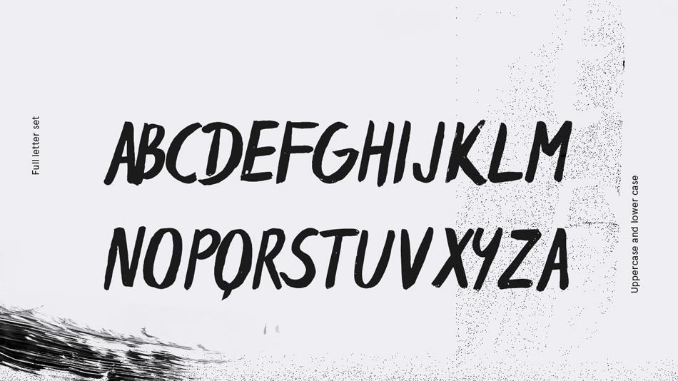 Police typographie gratuite