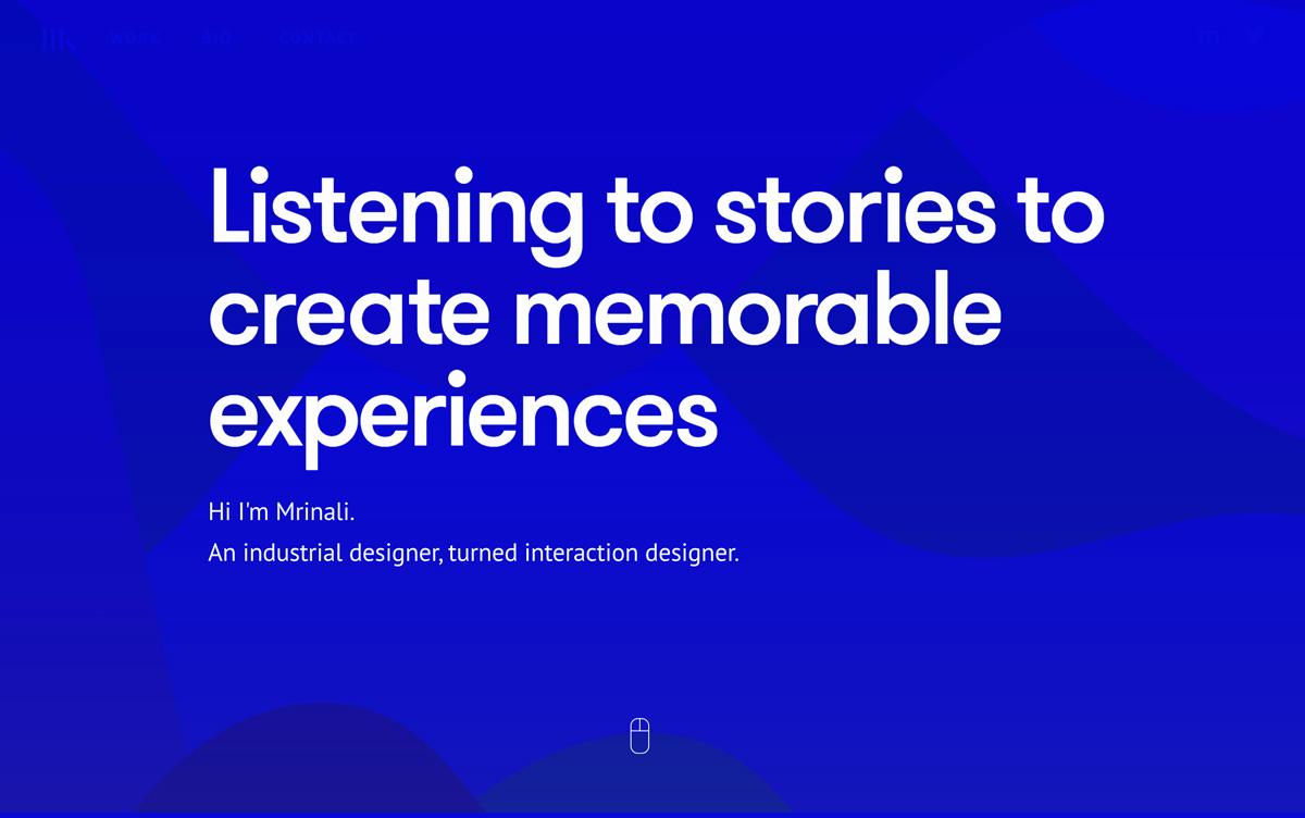 UX / UI inspiration