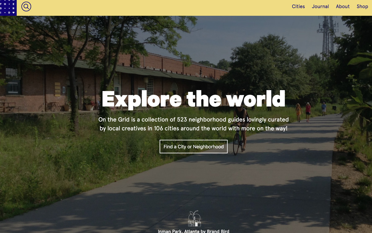 Webdesign tourisme