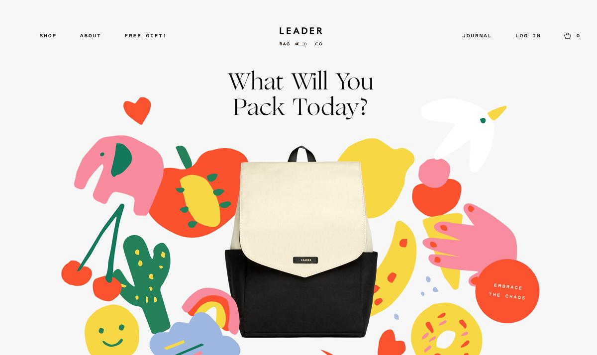 ecommerce webdesign
