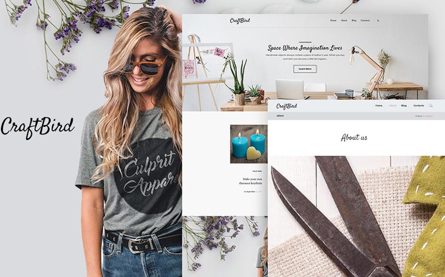 Thème WordPress flexible pour sites de décoration