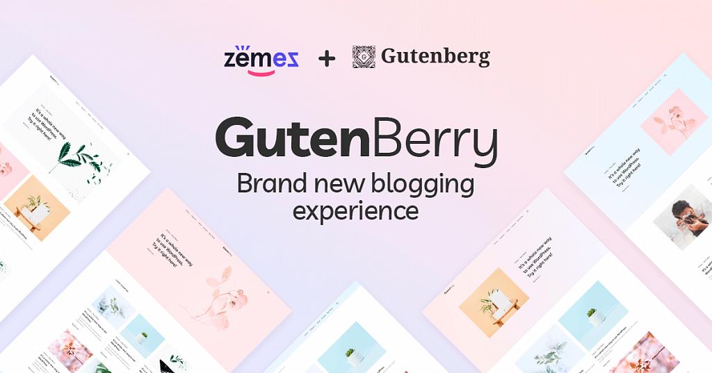Gutenberg WordPress Theme
