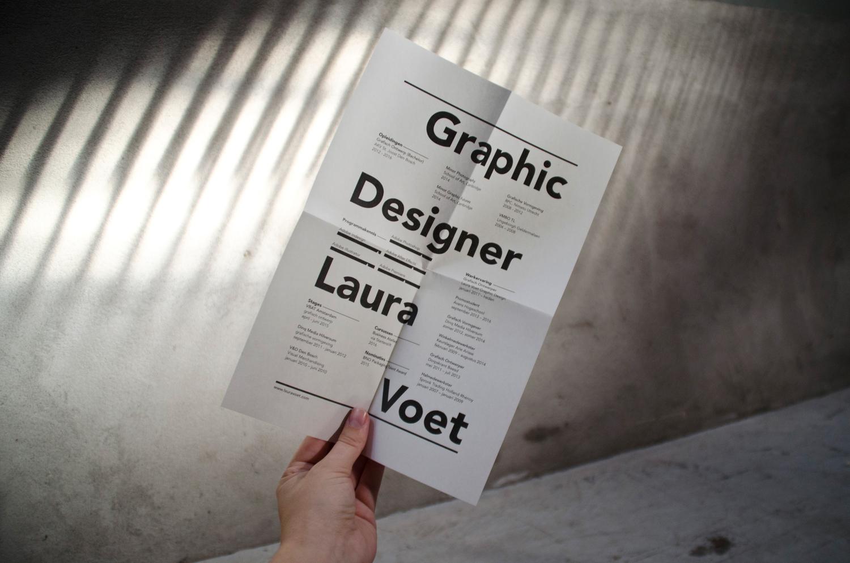 CV exemple, original, inspiration