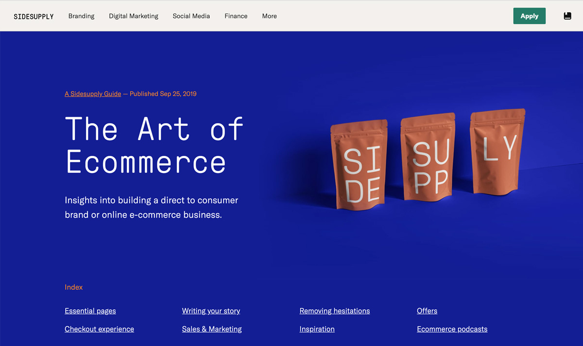 Art Of Ecommerce